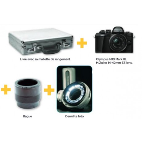 Pack foto system Olympus